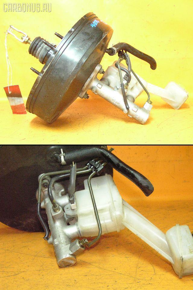 Главный тормозной цилиндр NISSAN PRIMERA WAGON WTP12 QR20DE. Фото 2