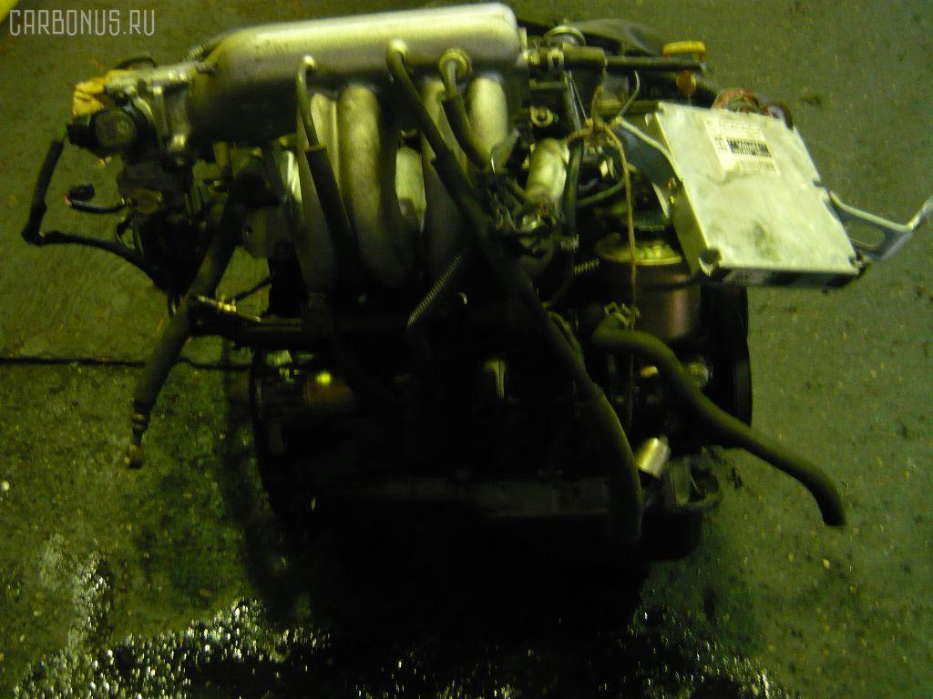 Двигатель TOYOTA CALDINA AT211G 7A-FE. Фото 8