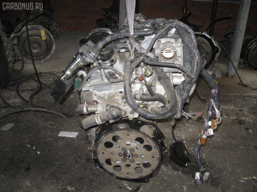 Двигатель NISSAN WINGROAD WHNY11 QG18DE. Фото 6