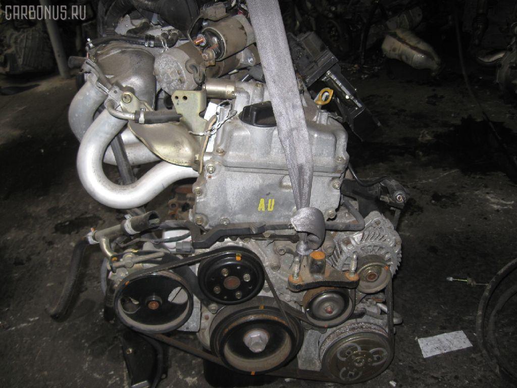Двигатель NISSAN WINGROAD WHNY11 QG18DE. Фото 7