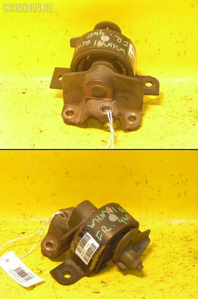 Подушка двигателя NISSAN WINGROAD WHNY11 QG18DE. Фото 1