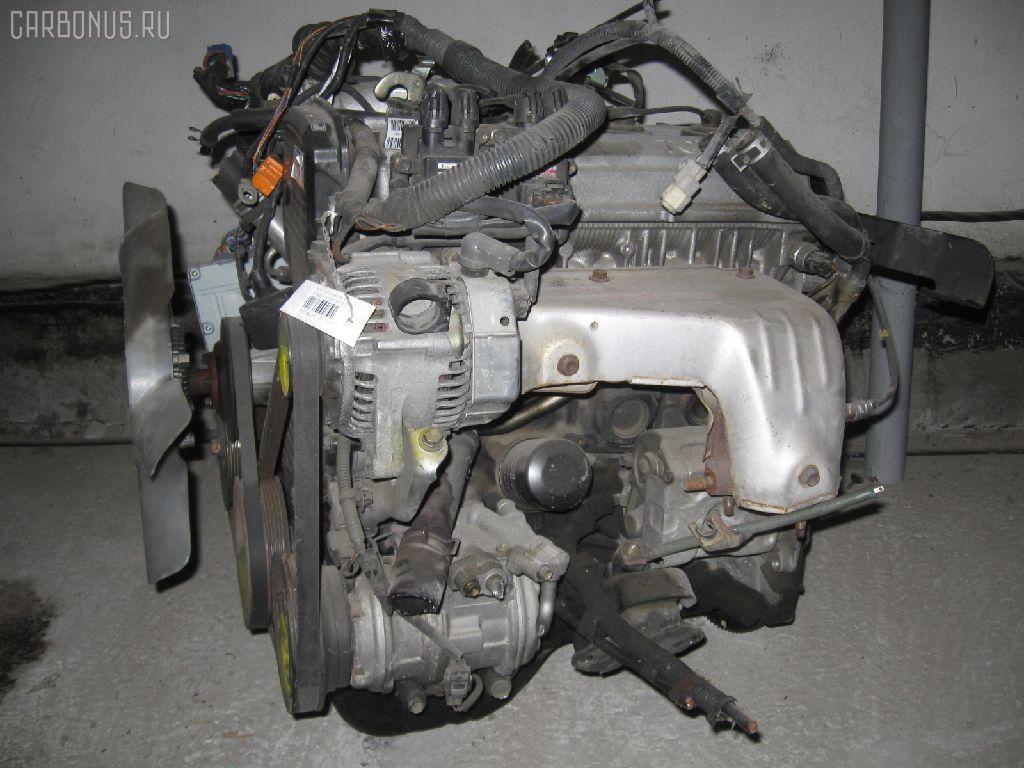 Двигатель TOYOTA LITE ACE NOAH SR50G 3S-FE. Фото 11