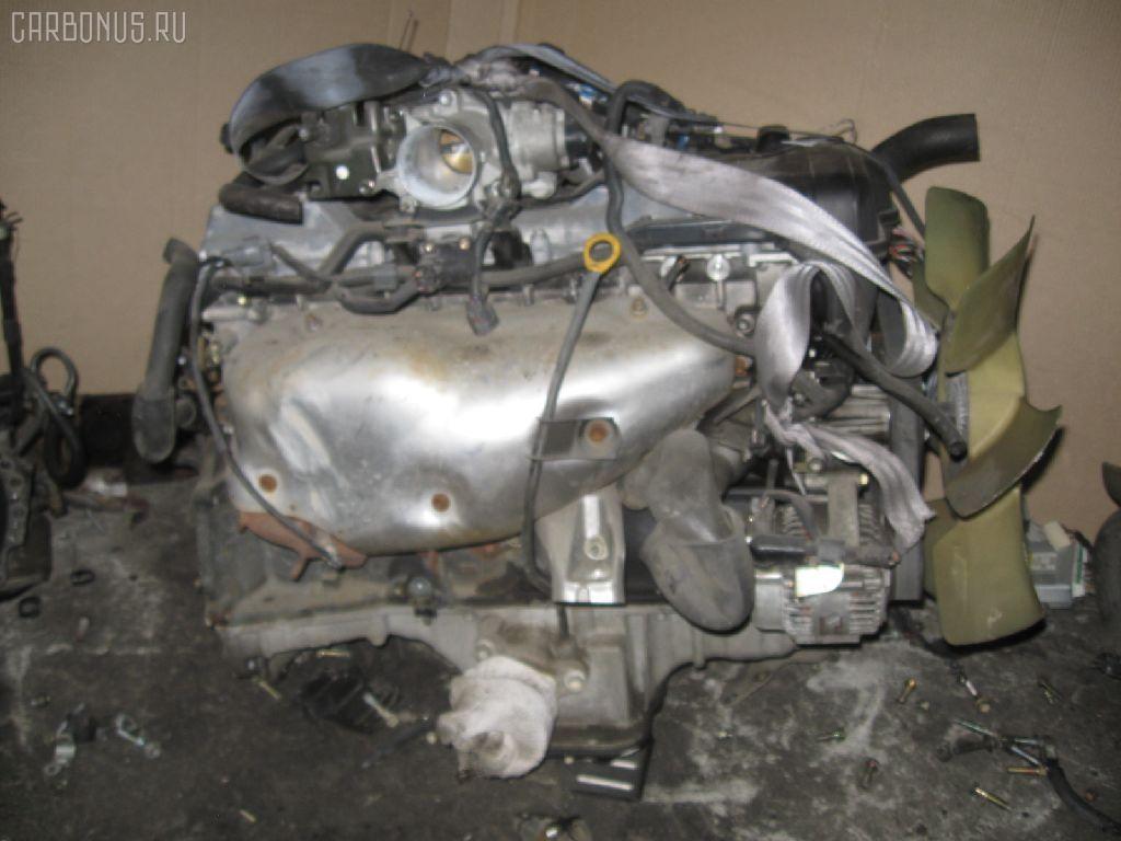 Двигатель TOYOTA CROWN JZS153 1JZ-GE. Фото 3
