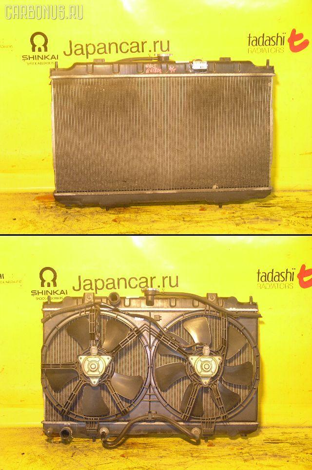 Радиатор ДВС NISSAN SUNNY QB15 QG18DD. Фото 5