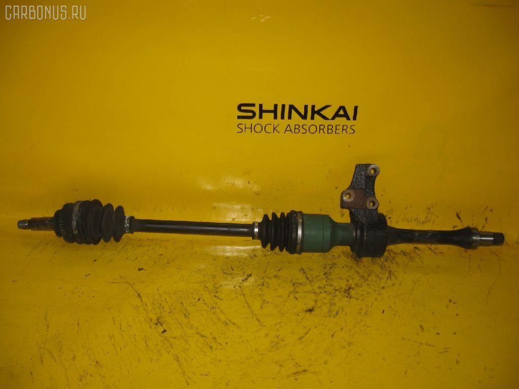 Привод SUZUKI WAGON R SOLIO MA34S M13A. Фото 6