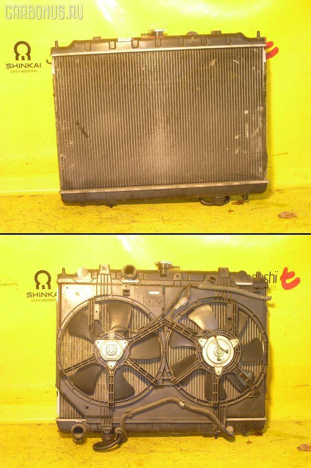 Радиатор ДВС NISSAN SERENA TC24 QR20DE. Фото 10