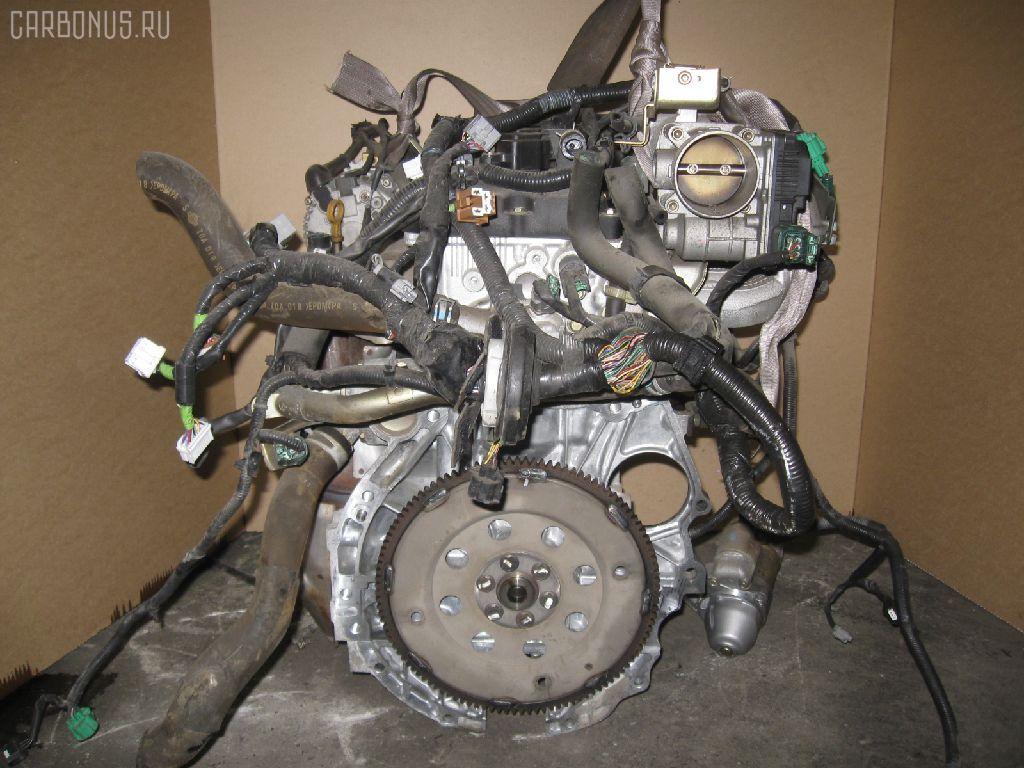 Двигатель NISSAN LIBERTY RM12 QR20DE. Фото 1