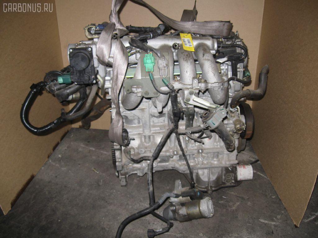 Двигатель NISSAN LIBERTY RM12 QR20DE. Фото 2
