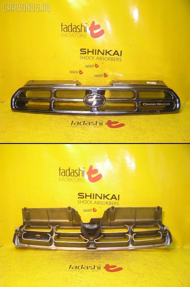 Решетка радиатора SUBARU LEGACY GRAND WAGON BG9. Фото 2