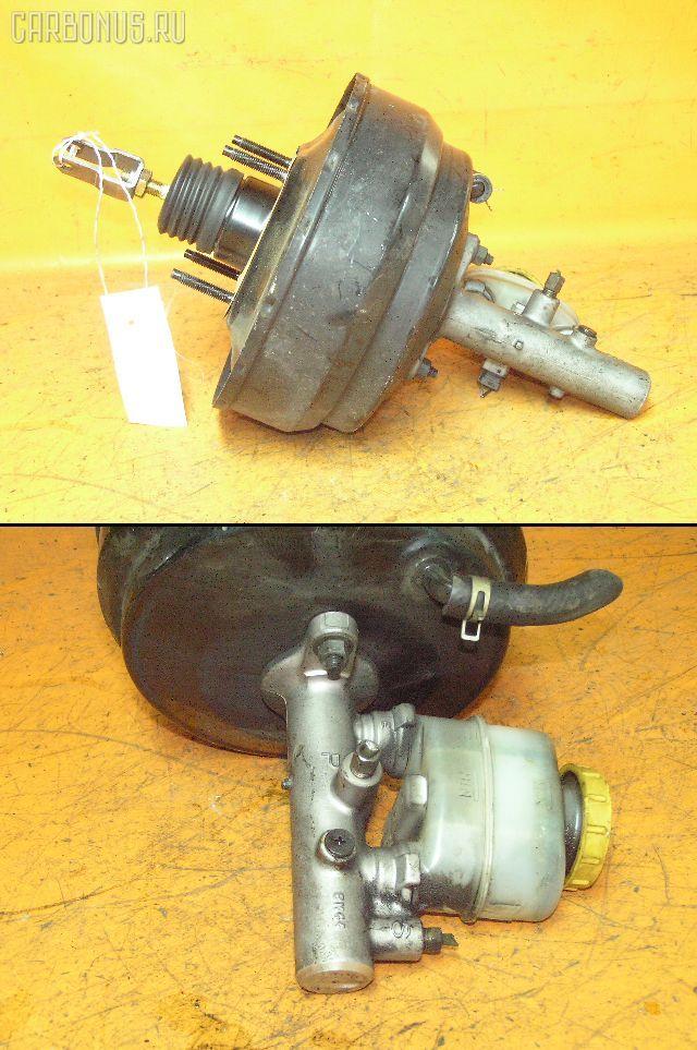Главный тормозной цилиндр NISSAN EXPERT VW11 QG18DE. Фото 3