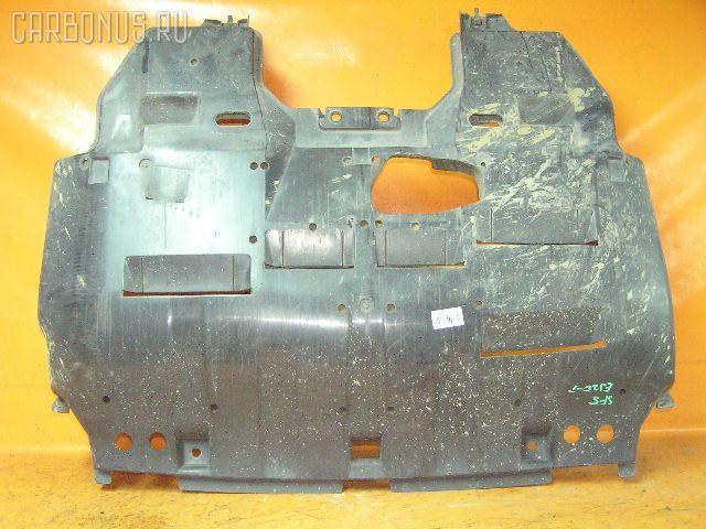Защита двигателя SUBARU FORESTER SF5 EJ20-T. Фото 5