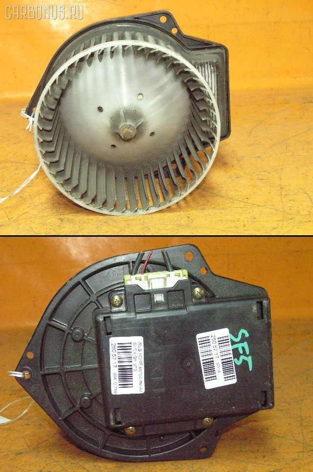 Мотор печки SUBARU FORESTER SF5. Фото 3