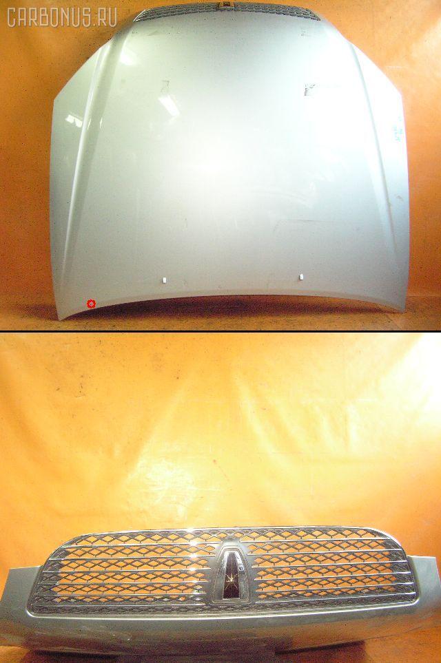 Капот TOYOTA MARK II JZX110. Фото 9