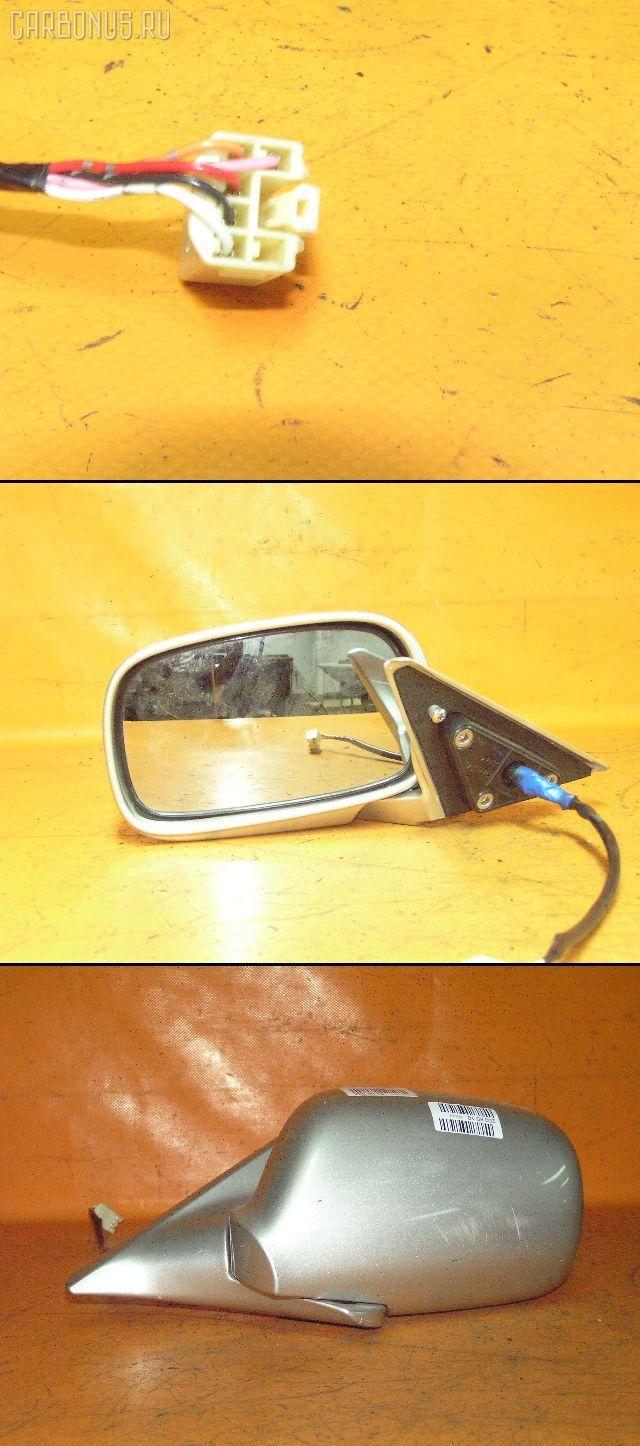 Зеркало двери боковой TOYOTA CHASER JZX100. Фото 2