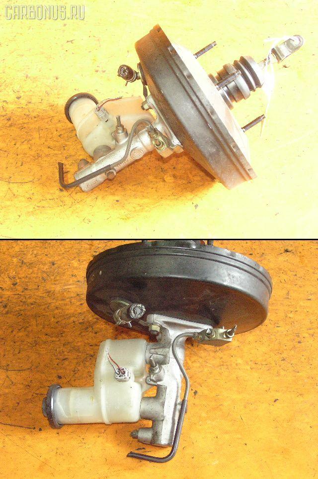 Главный тормозной цилиндр TOYOTA CALDINA ET196V 5E-FE. Фото 2