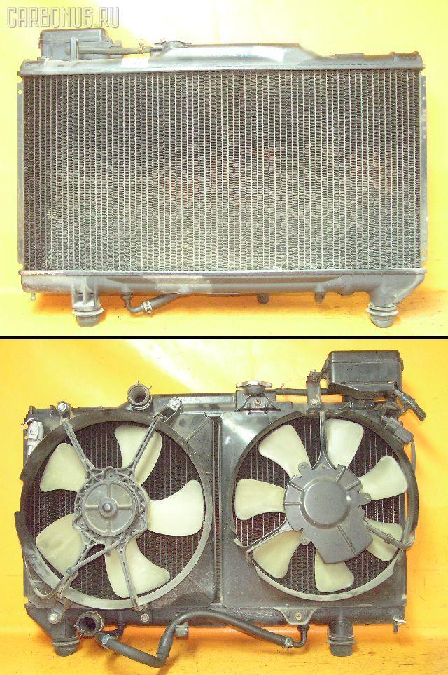 Радиатор ДВС TOYOTA CALDINA ET196V 5E-FE. Фото 1
