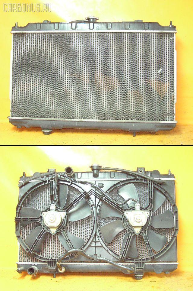 Радиатор ДВС NISSAN SUNNY QB15 QG18DD. Фото 6