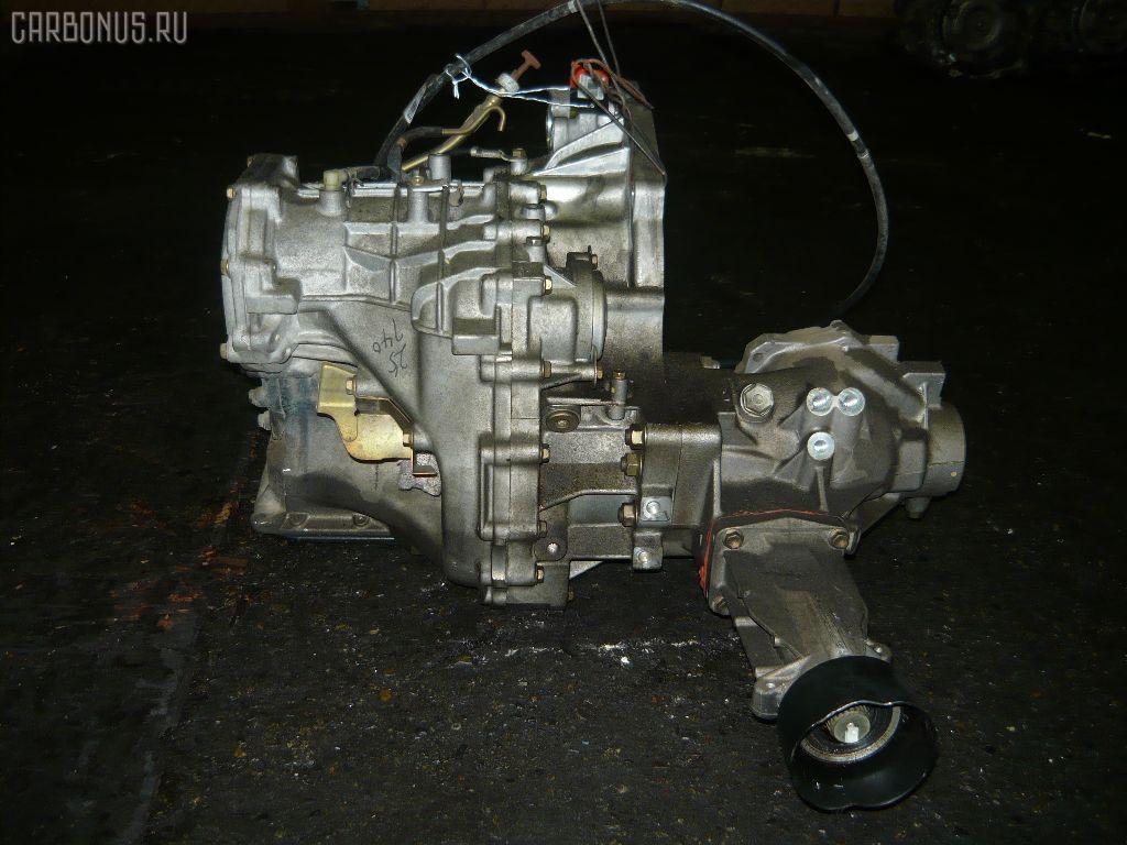 КПП автоматическая TOYOTA CORONA PREMIO ST215 3S-FE. Фото 2