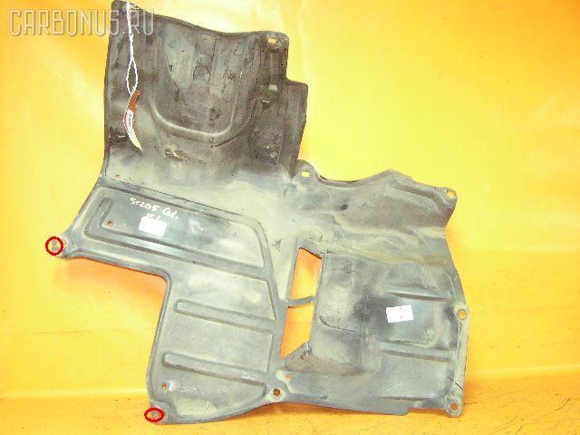 Защита двигателя TOYOTA CELICA ST205 3S-GTE. Фото 1