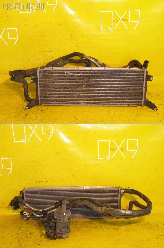 Радиатор интеркулера TOYOTA CELICA ST205 3S-GTE. Фото 2