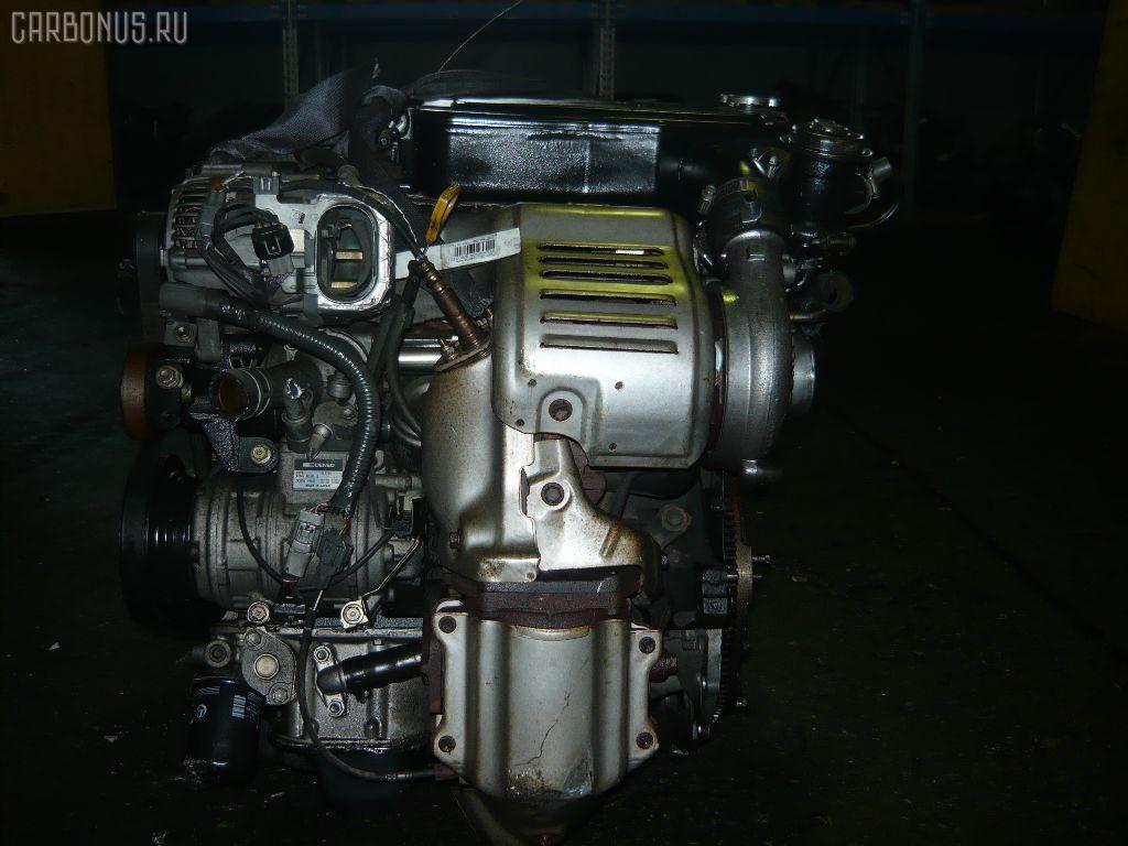 Двигатель TOYOTA CELICA ST205 3S-GTE. Фото 3