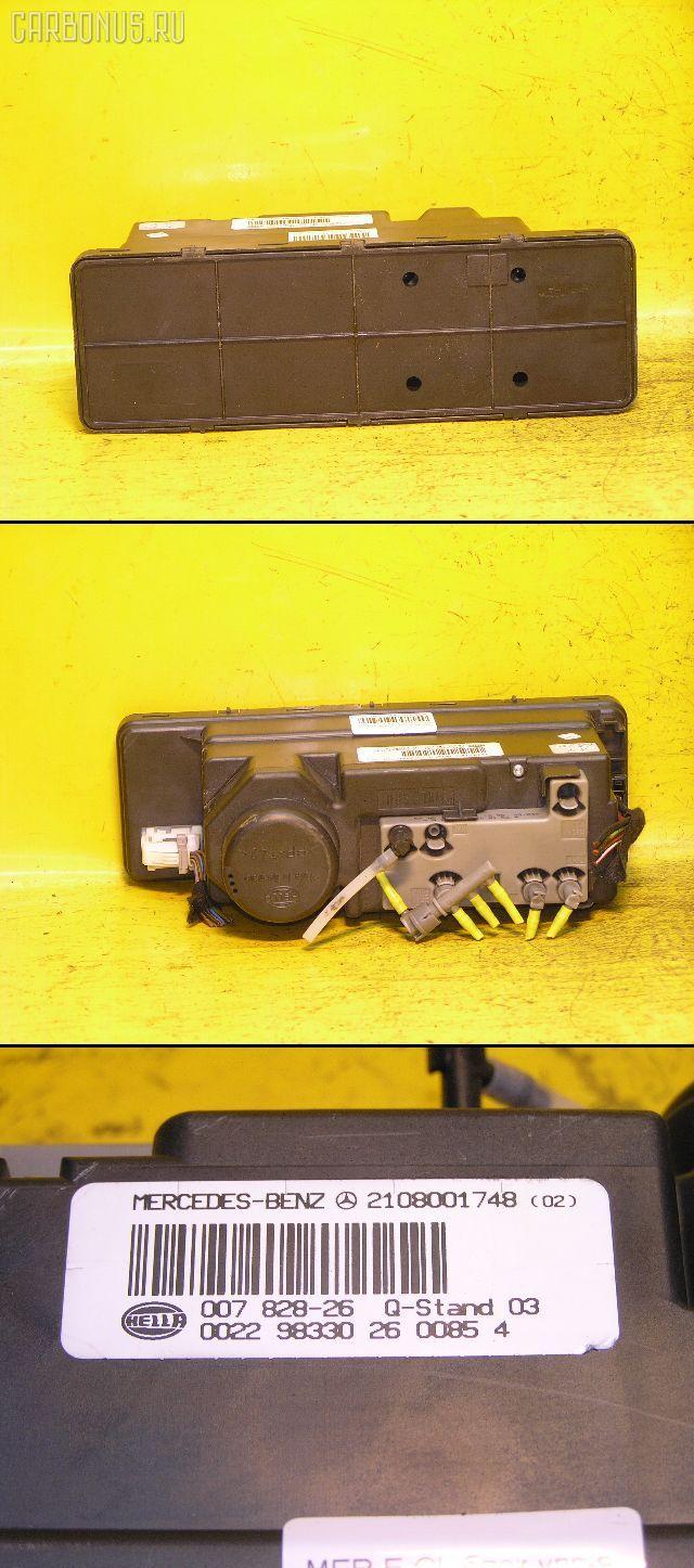 Компрессор центрального замка MERCEDES-BENZ E-CLASS STATION WAGON S210.261 112.911. Фото 1