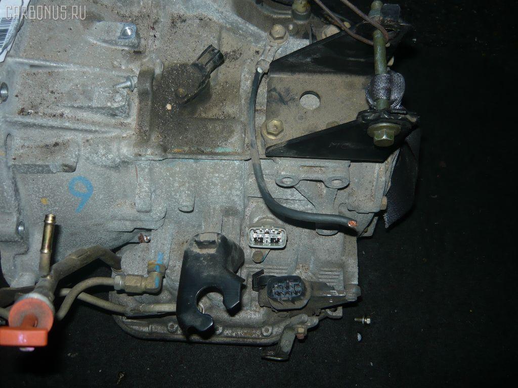 КПП автоматическая TOYOTA COROLLA RUNX NZE121 1NZ-FE. Фото 4