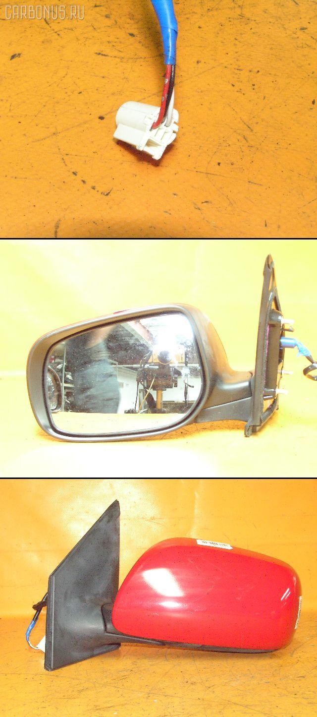 Зеркало двери боковой TOYOTA IST NCP61. Фото 9