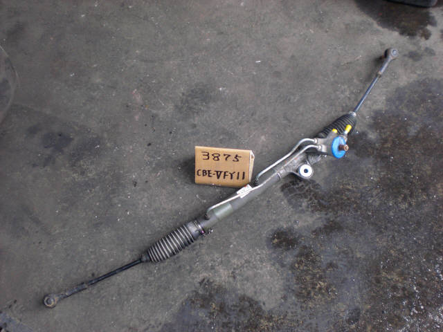 Рулевая рейка NISSAN AD VAN VFY11 QG15DE. Фото 10
