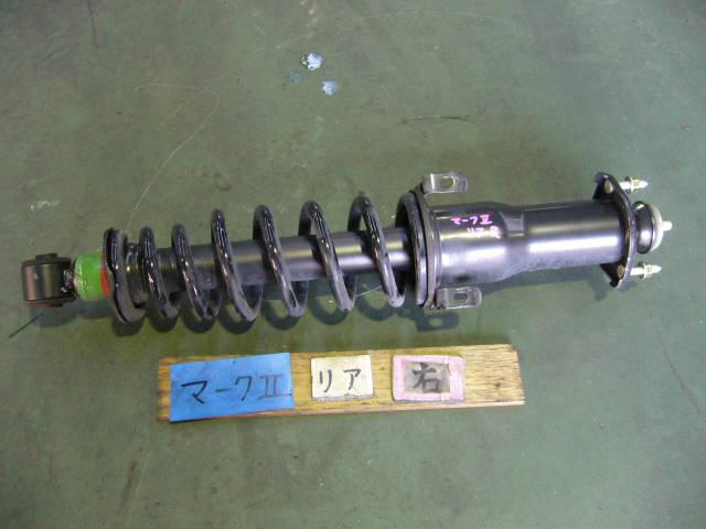 Стойка TOYOTA MARK II JZX110 1JZ-FSE. Фото 3