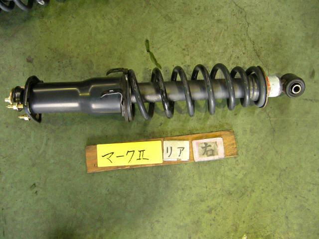 Стойка TOYOTA MARK II JZX110 1JZ-FSE. Фото 5