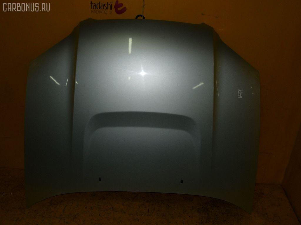 Капот SUBARU IMPREZA WAGON GG2. Фото 9