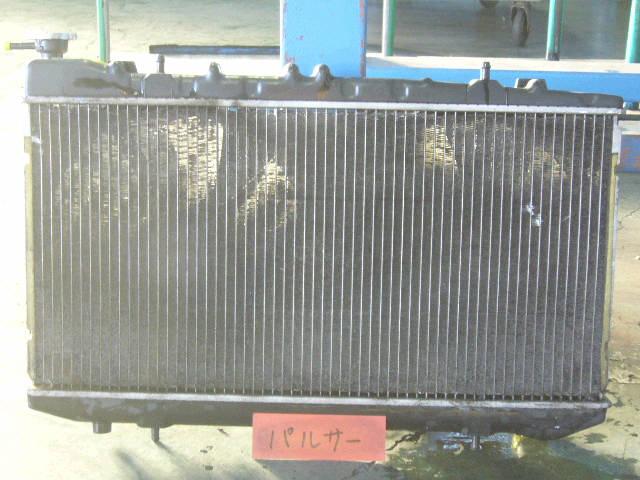 Радиатор ДВС NISSAN PULSAR FN15 GA15DE. Фото 4