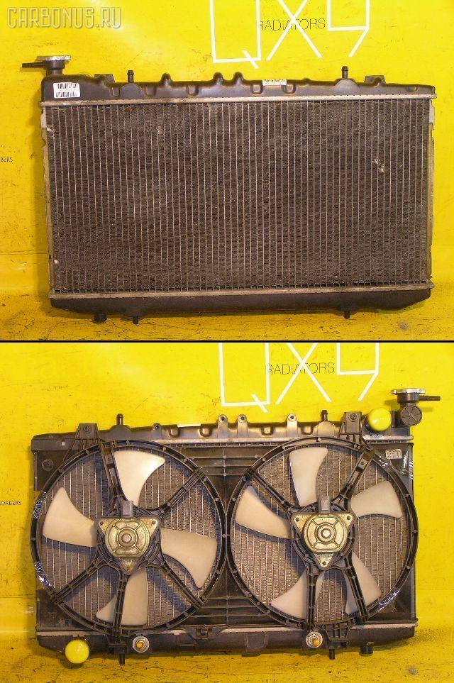 Радиатор ДВС NISSAN PULSAR FN15 GA15DE. Фото 3