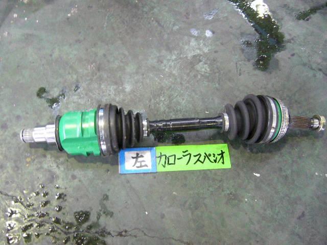 Привод TOYOTA COROLLA AE114 4A-FE. Фото 4