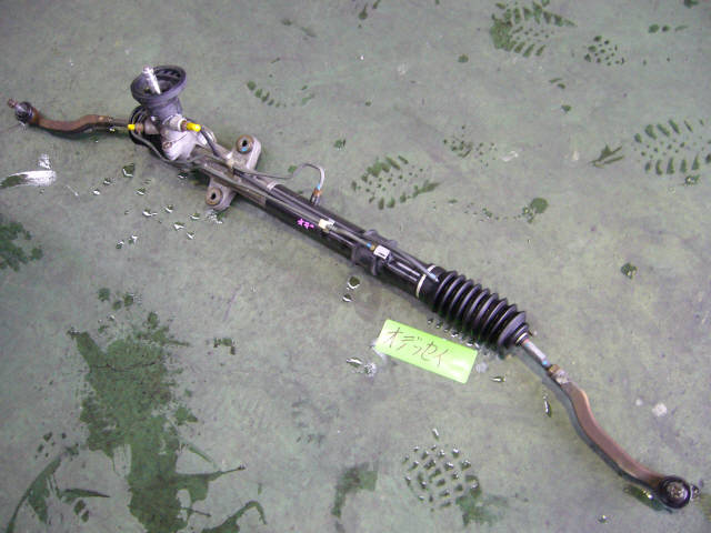 Рулевая рейка HONDA ODYSSEY RA1 F22B. Фото 5