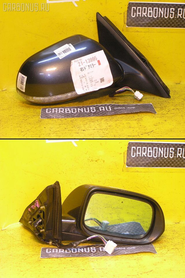 Зеркало двери боковой HONDA ACCORD CL7. Фото 5