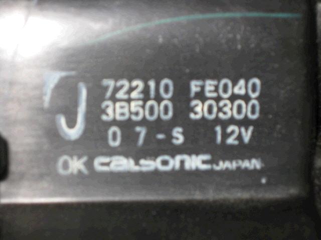 Мотор печки SUBARU IMPREZA WAGON GG2. Фото 2