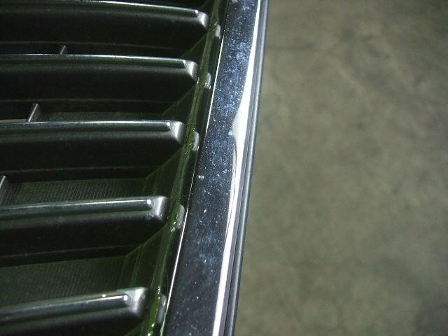 Решетка радиатора TOYOTA VISTA ARDEO SV50G. Фото 5