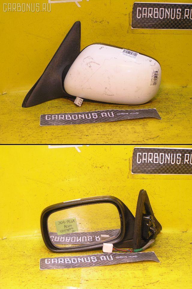 Зеркало двери боковой TOYOTA CORONA PREMIO AT210. Фото 4