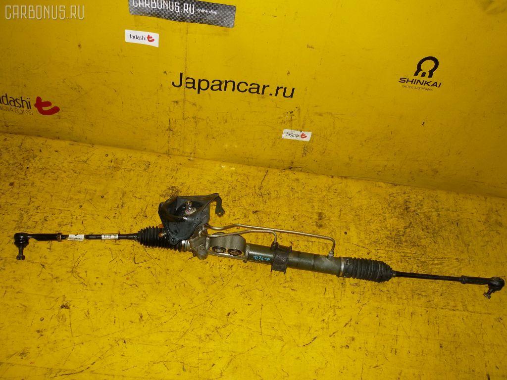 Рулевая рейка NISSAN CEFIRO A33 VQ20DE. Фото 6