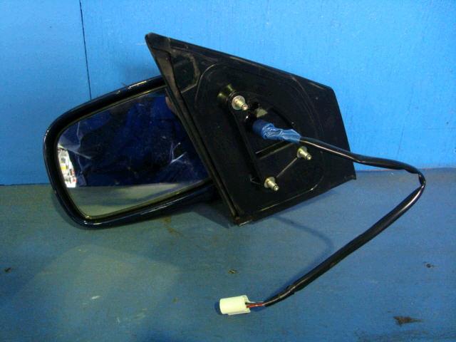 Зеркало двери боковой TOYOTA IST NCP65. Фото 10