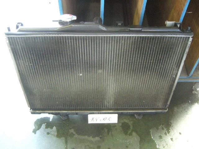 Радиатор ДВС HONDA ODYSSEY RA4 F23A. Фото 10