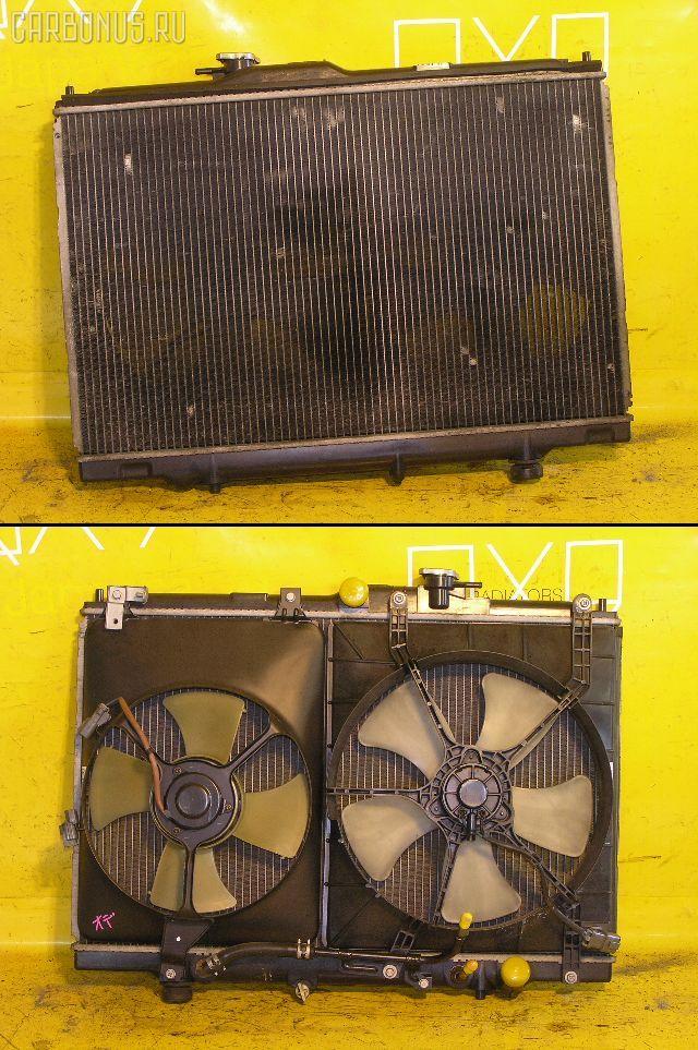 Радиатор ДВС HONDA ODYSSEY RA4 F23A. Фото 8