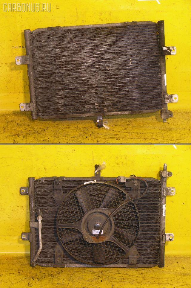 Радиатор кондиционера SUZUKI ESCUDO TA01W G16A. Фото 5