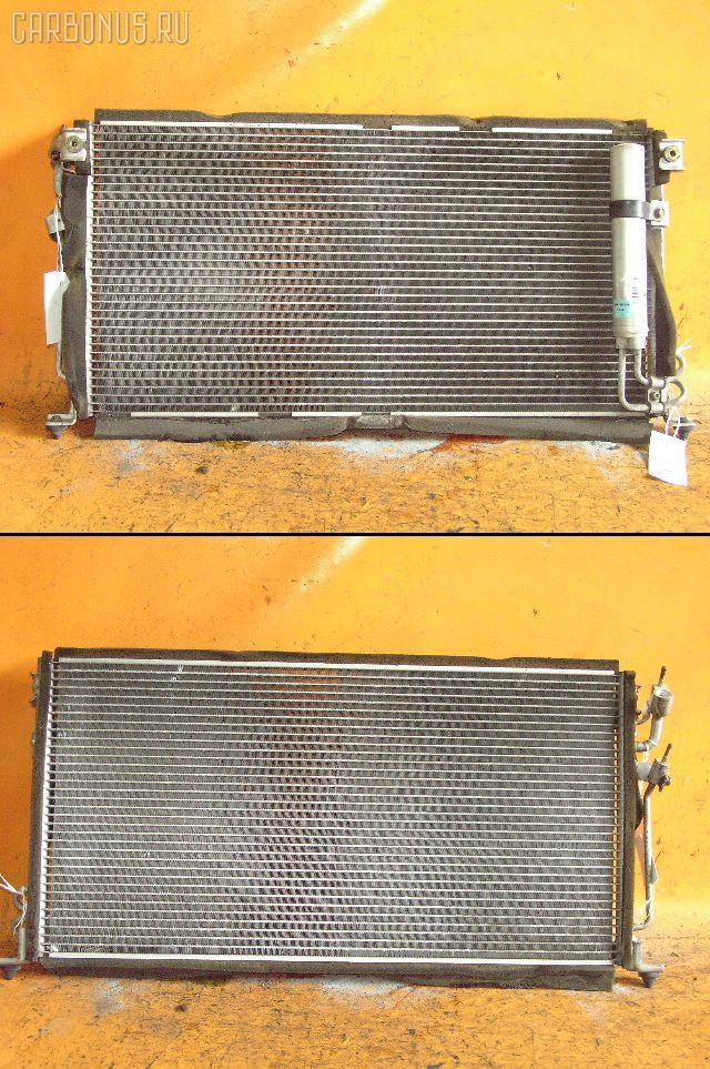 Радиатор кондиционера MITSUBISHI LANCER CEDIA WAGON CS5W 4G93. Фото 4
