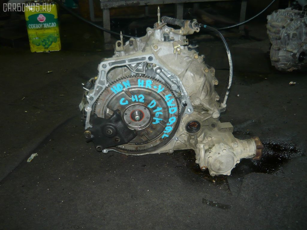 КПП автоматическая HONDA HR-V GH2 D16A. Фото 2