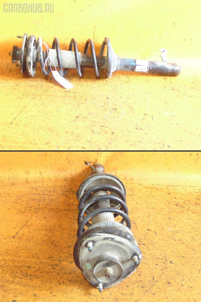 Стойка амортизатора HONDA HR-V GH3 D16A. Фото 5
