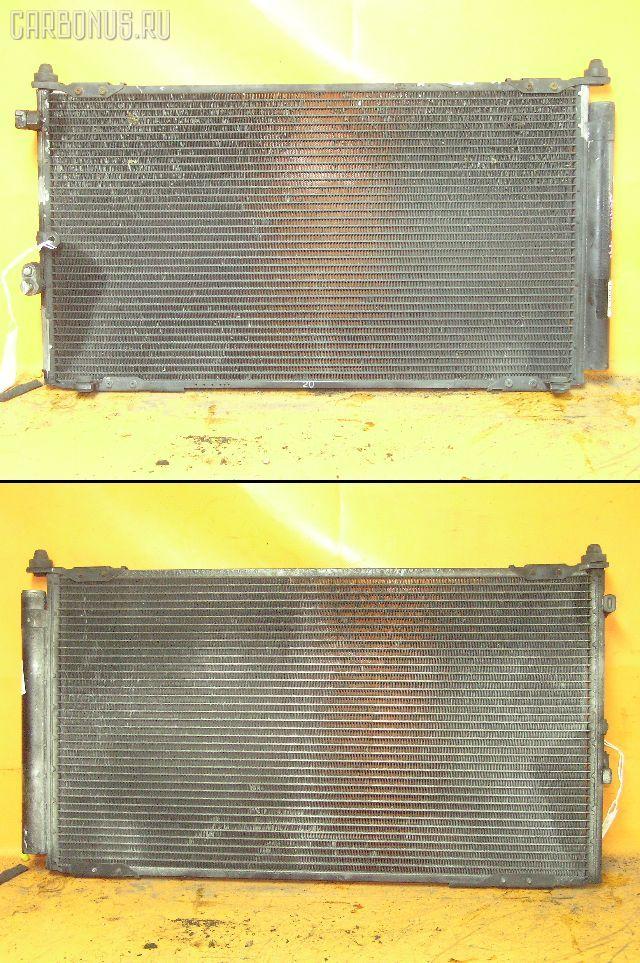Радиатор кондиционера TOYOTA CHASER JZX100 1JZ-GTE. Фото 9