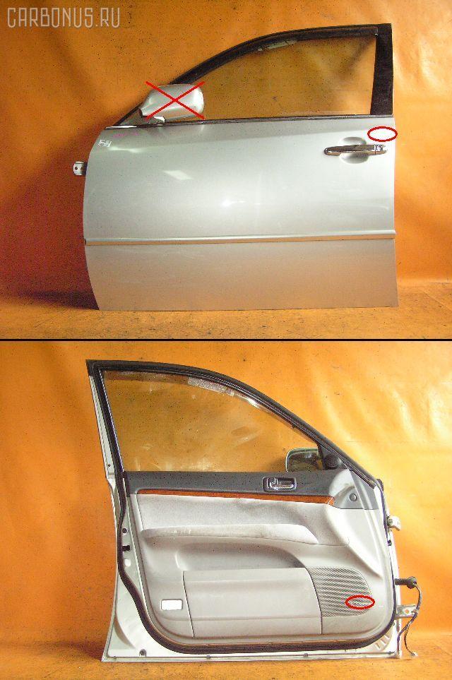 Дверь боковая TOYOTA MARK II JZX110. Фото 9
